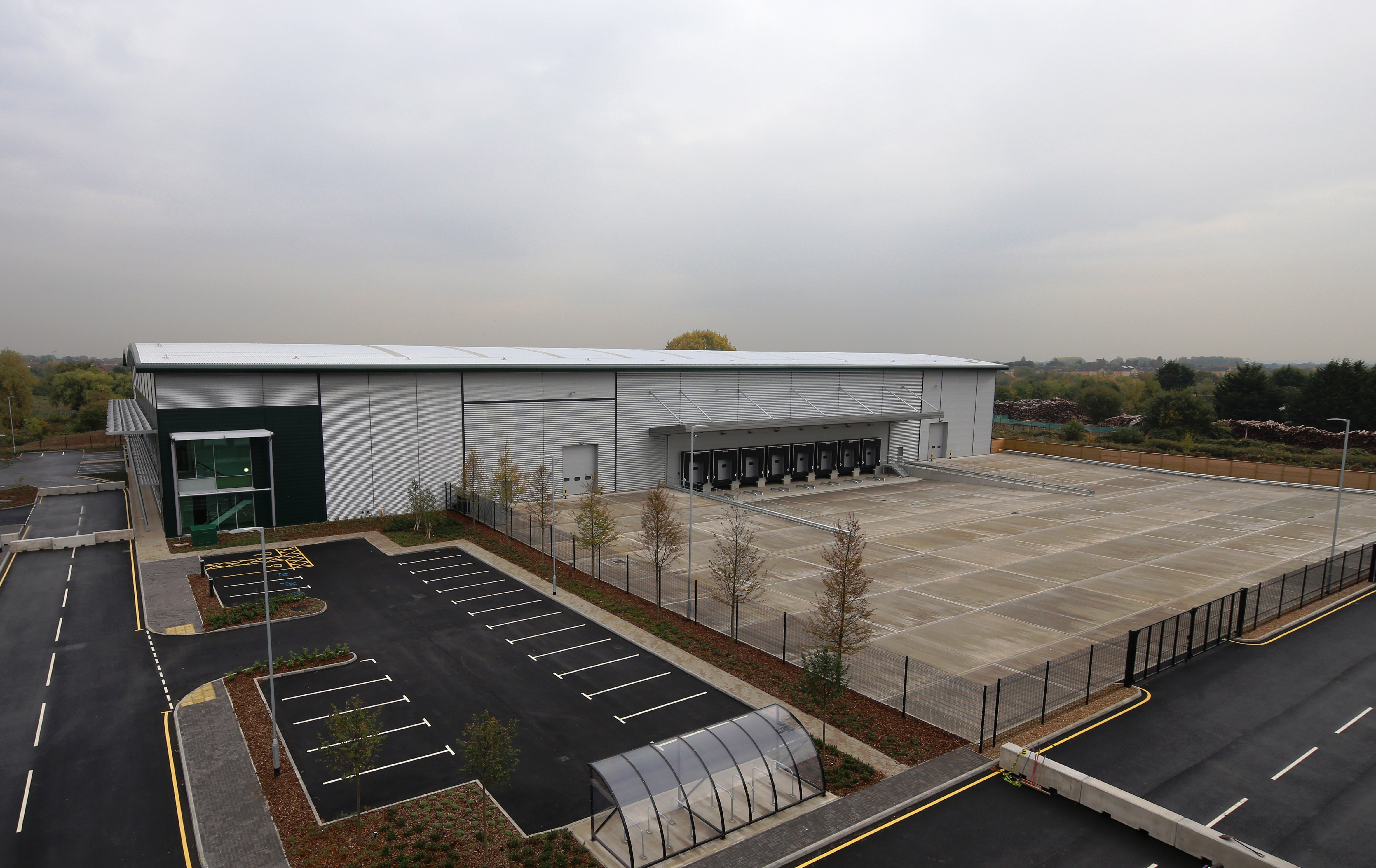 Industrial Heathrow, TW14 8EE - Unit 3, Heathrow Logistics Park