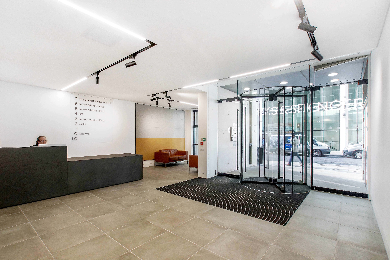 Office London, EC2M 2EF - 17 Dominion Street