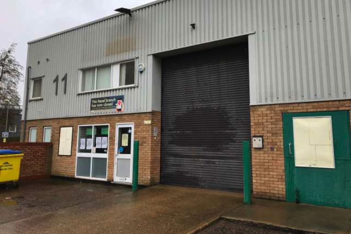 Industrial Cambridge, CB1 7EB - Unit 11 Clifton Road Industrial Estate