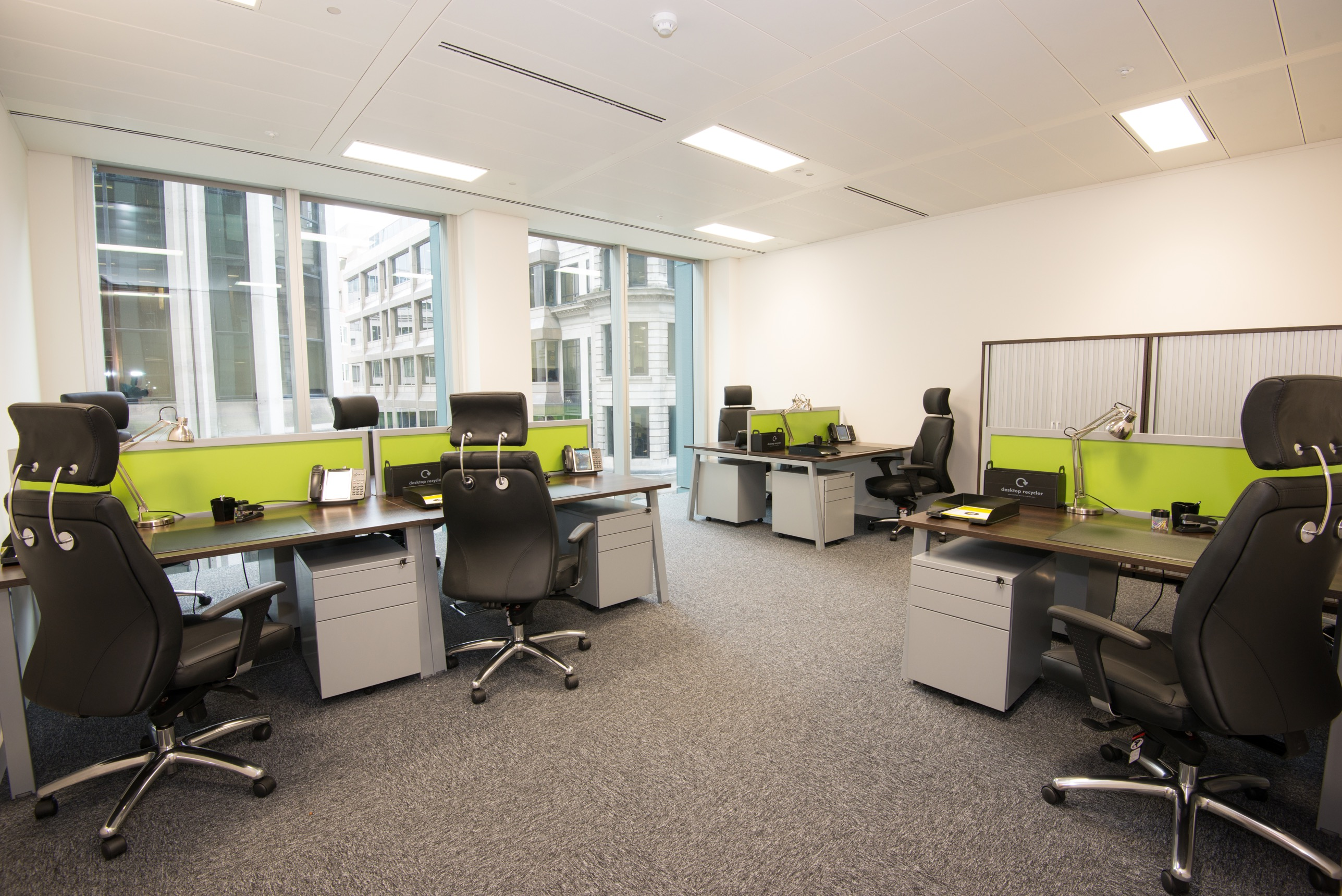 Serviced office London, EC3A 7HL - 6 Bevis Marks
