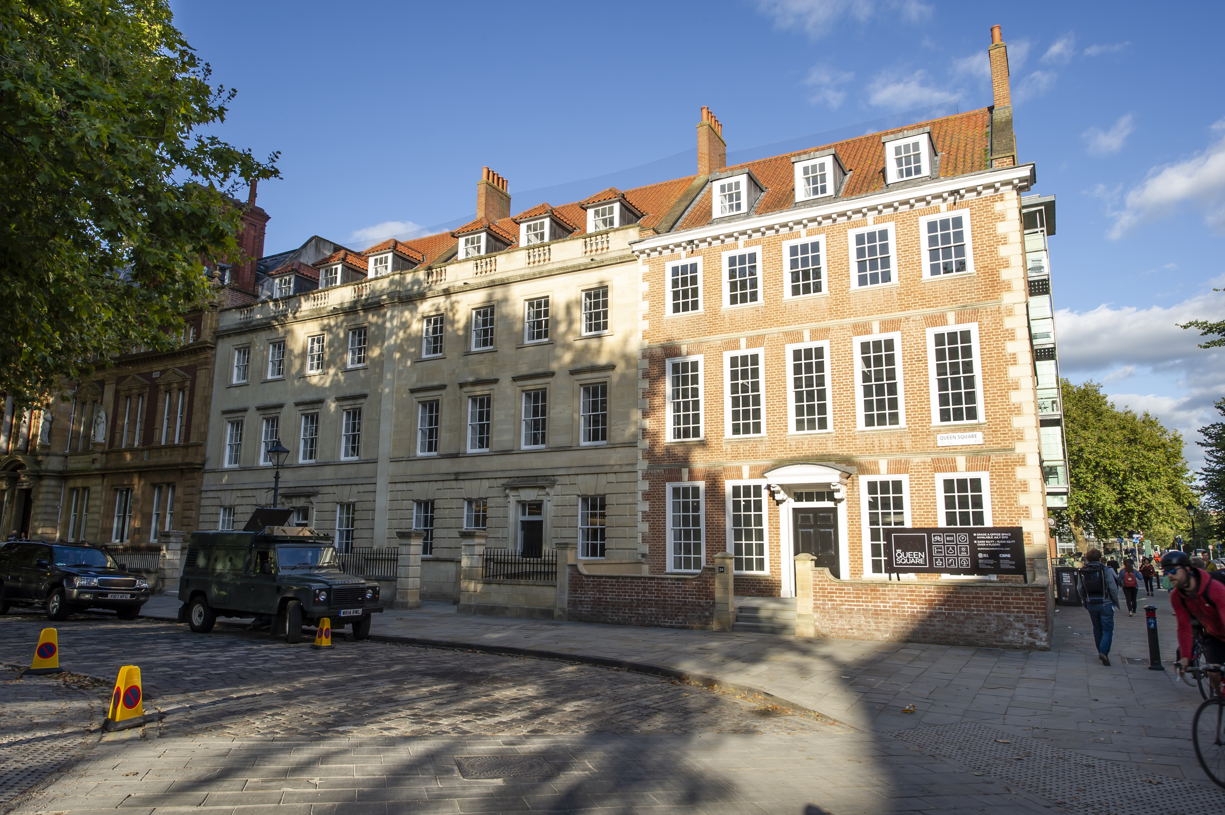 Office Bristol, BS1 4ND - 22-24 Queen Square