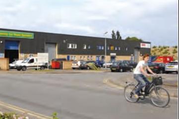Industrial Cambridge, CB1 7EA - 21 Clifton Road Industrial Estate