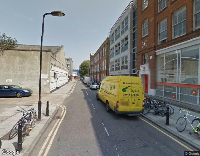 Serviced office London, N1 6DR - 41 Corsham Street