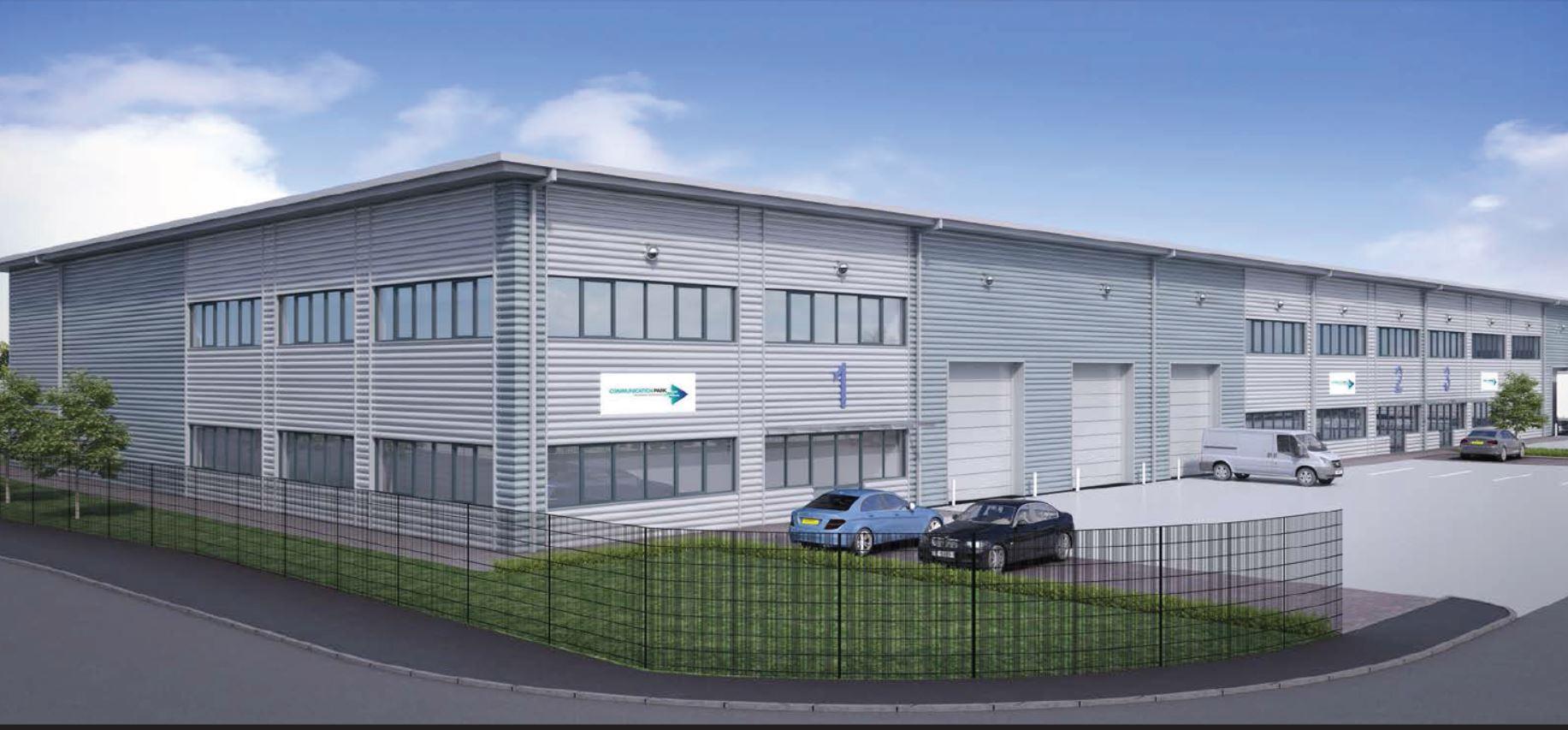 Industrial Feltham, TW4 6DL - Communication Park