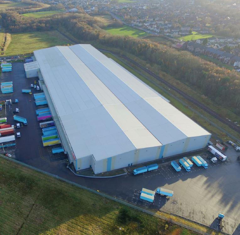 Industrial Motherwell, holytown, ML1 4UY - Mossend 1