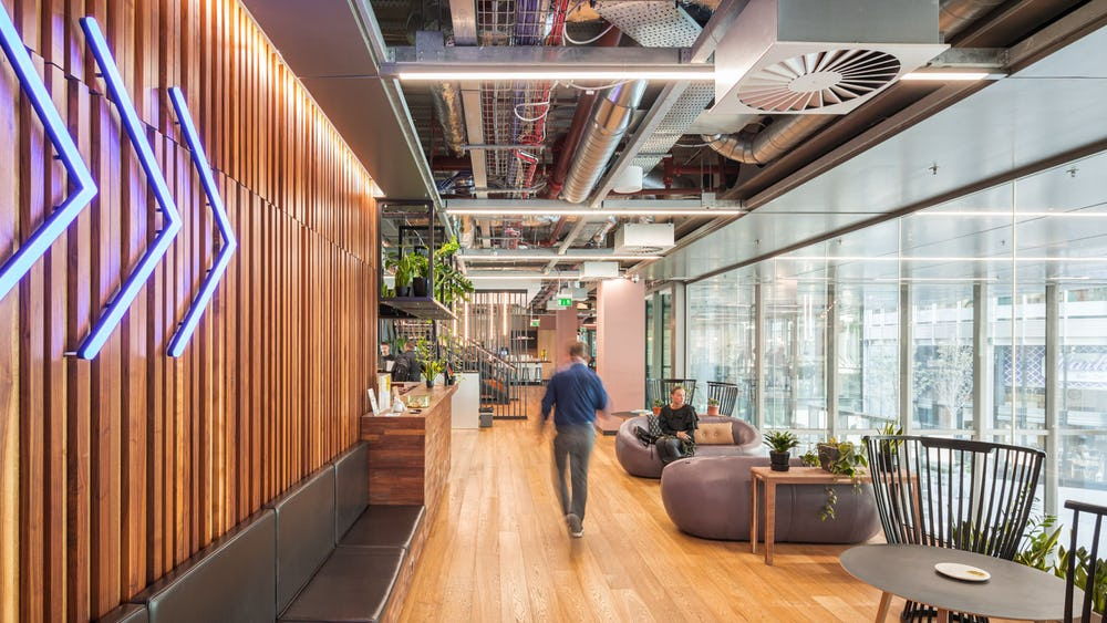 Office Manchester, M3 3JE - WeWork, No.1 Spinningfields, Manchester
