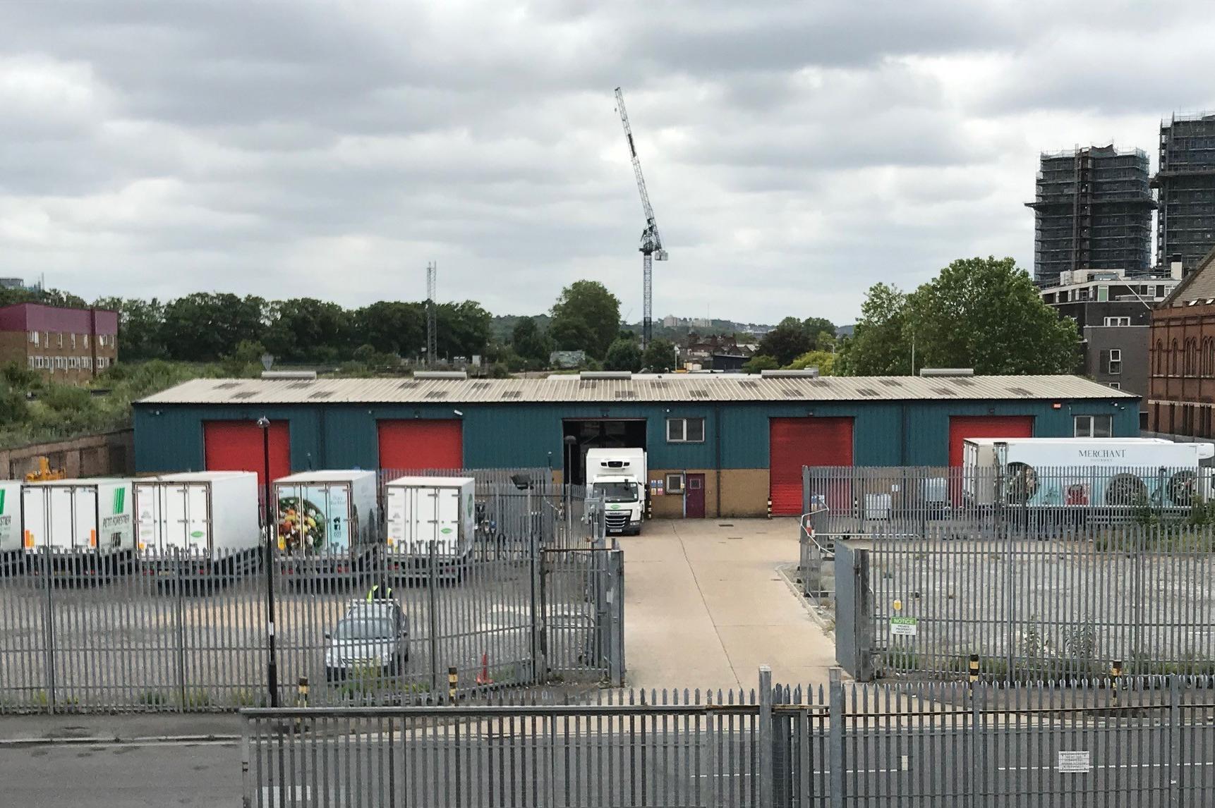 Industrial London, SE15 1NS - 257-283  Ilderton Road/sharratt Street