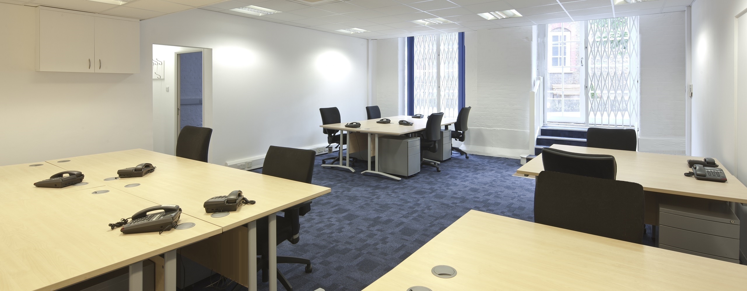 Serviced office London, SE1 7QY - The Chandlery