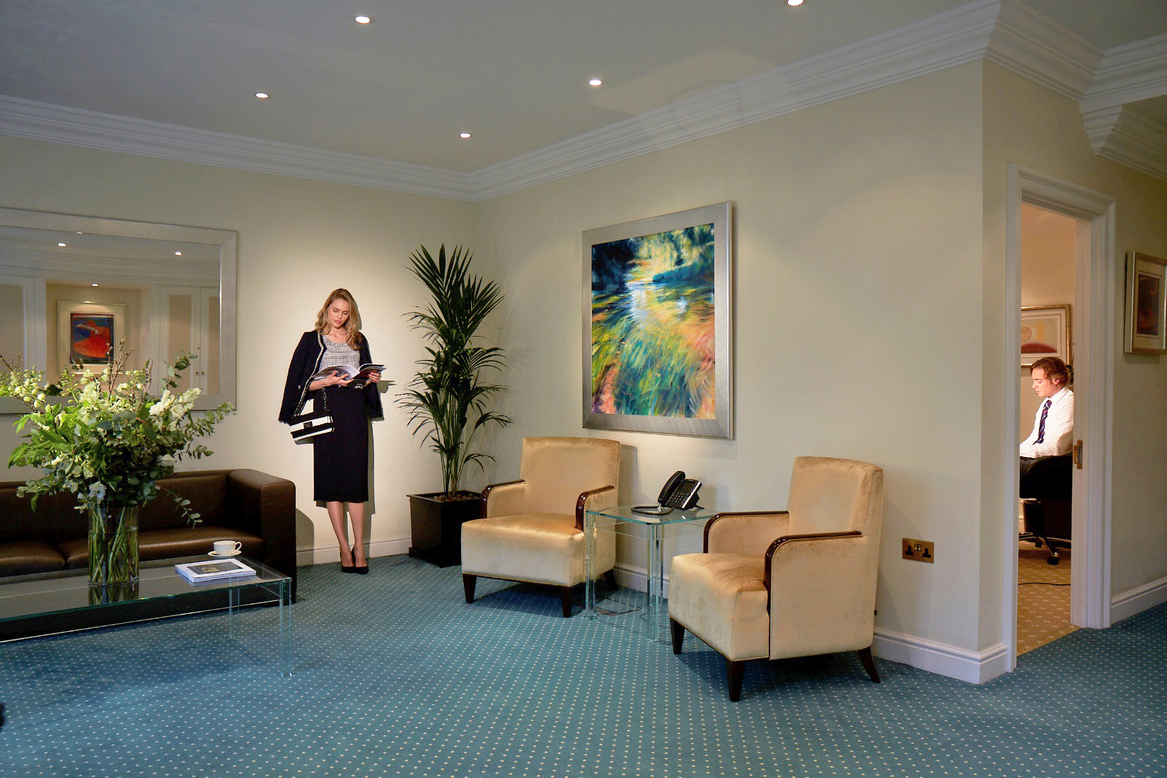 Serviced office London, SW1H 9HP - 16 Old Queen Street