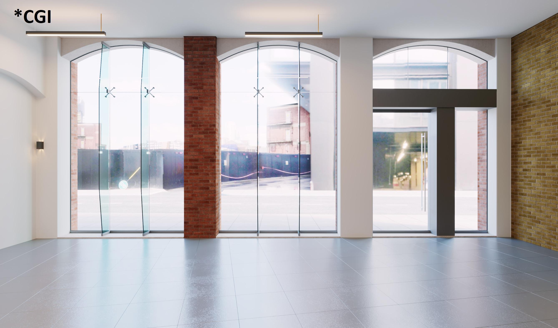 Office London, EC2A 3LT - 7 Curtain Road
