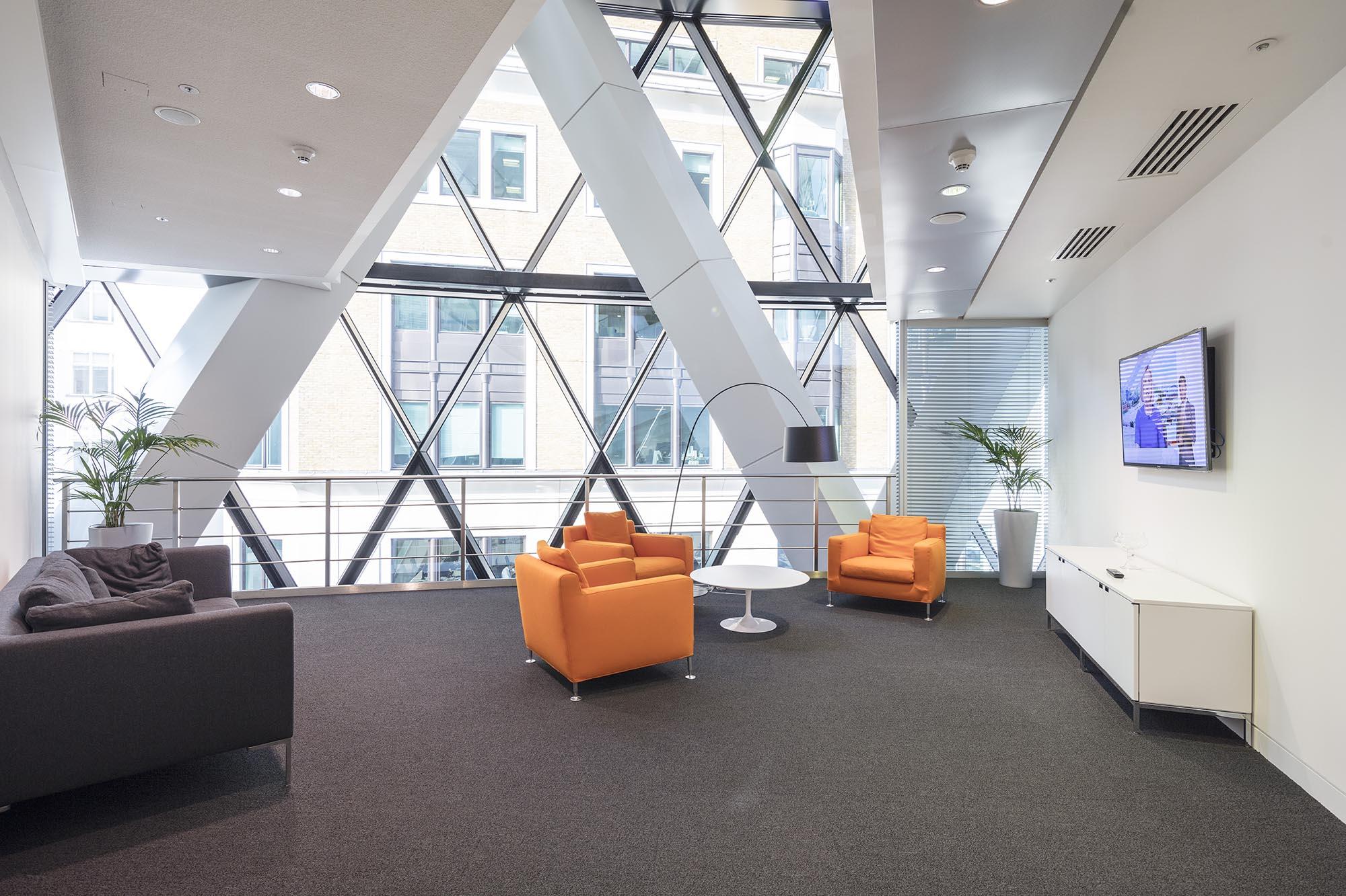 Office London, EC3A 8EP - 30 St Mary Axe