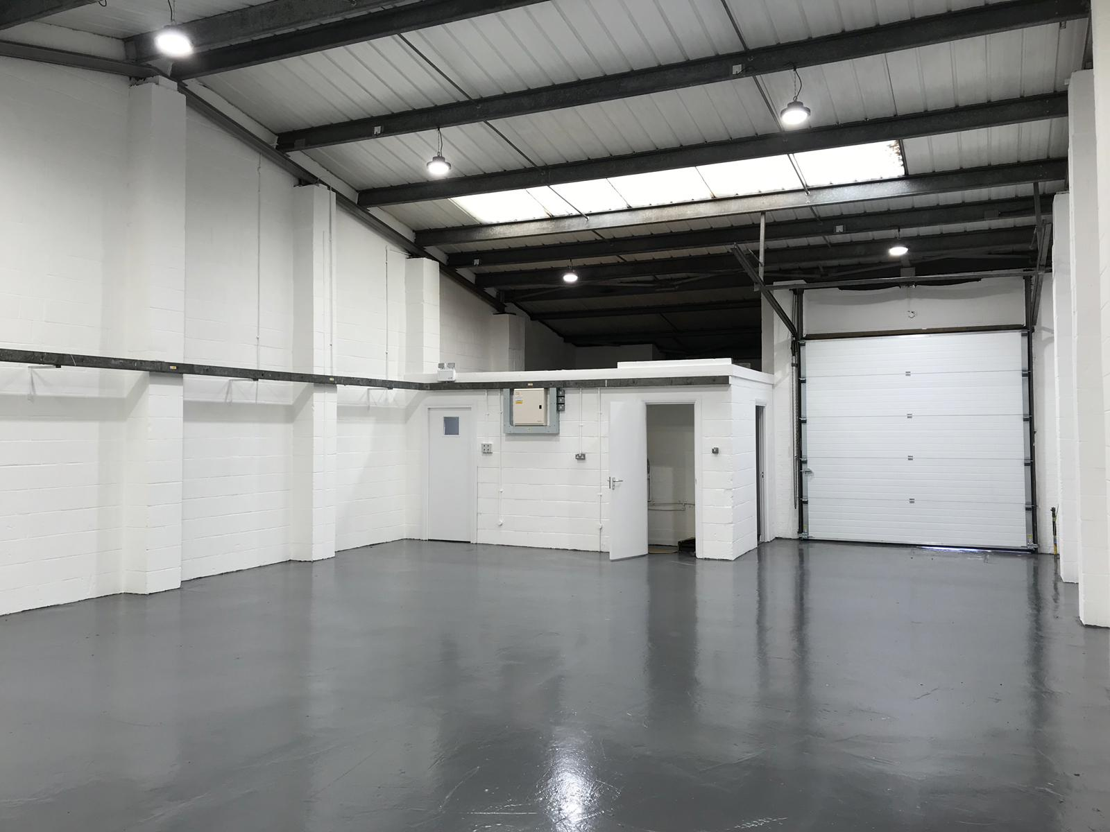 Industrial Hayes, UB3 3NW - Unit 6 Chesterfield Way