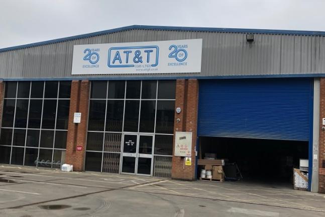 Industrial Brentford, TW8 9PL - Unit 7 Phoenix Trade Park