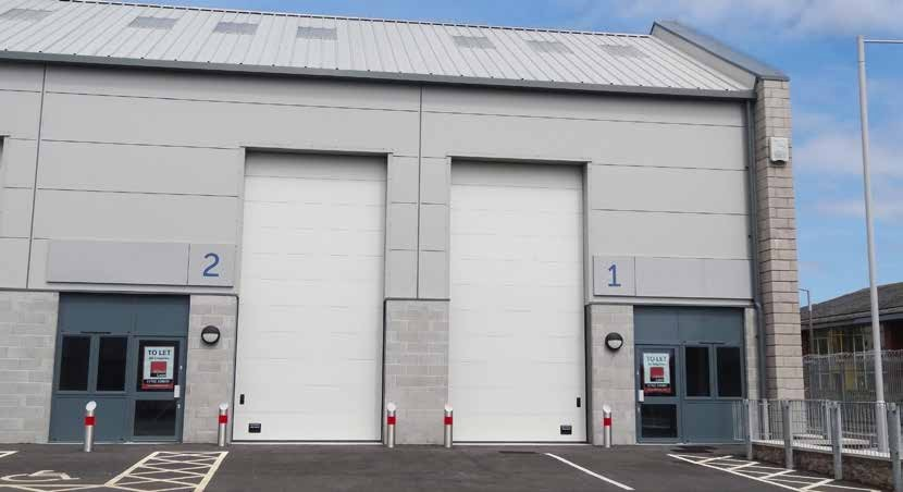 Industrial Plymouth, PL1 4RW - Unit 1, Block 1.8, Phase II Oceansgate