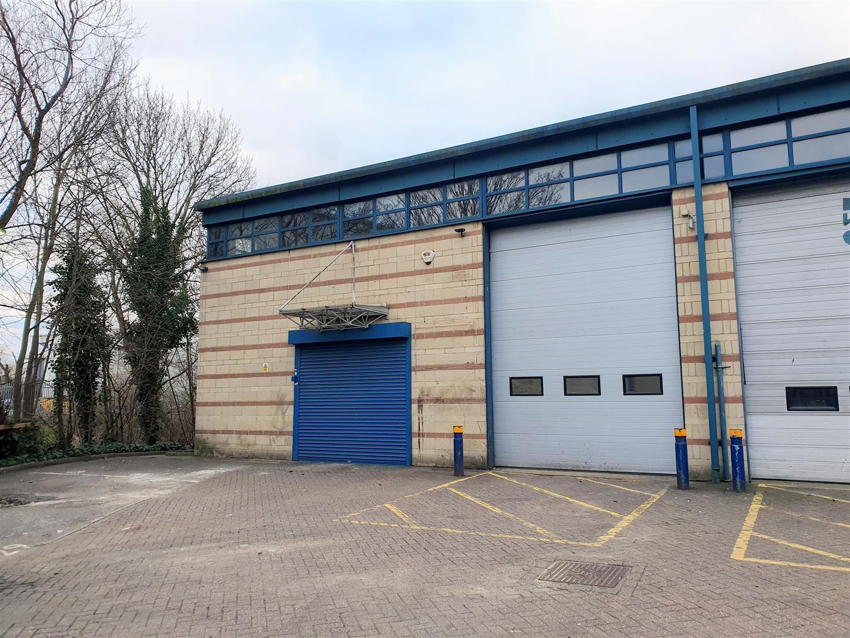 Industrial Hayes, UB4 0JZ - Unit 4, Brook Industrial Estate