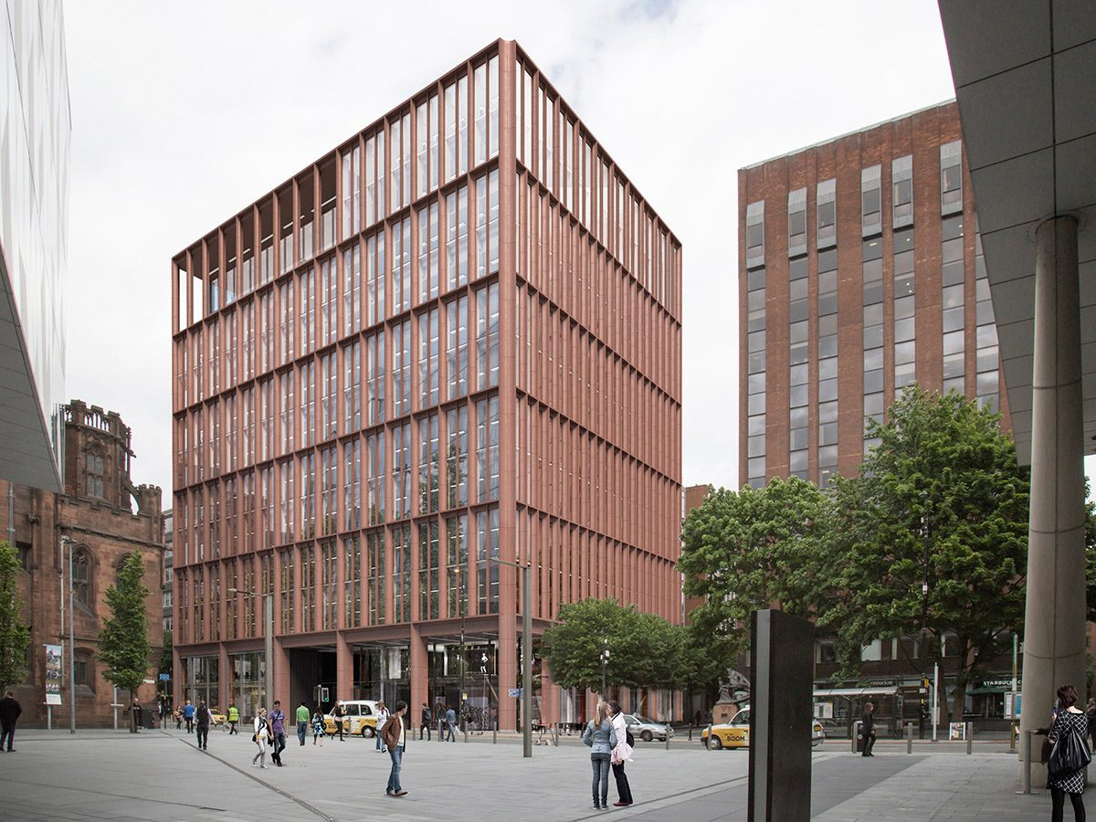 Serviced office Manchester, M3 3LY - 125 Deansgate