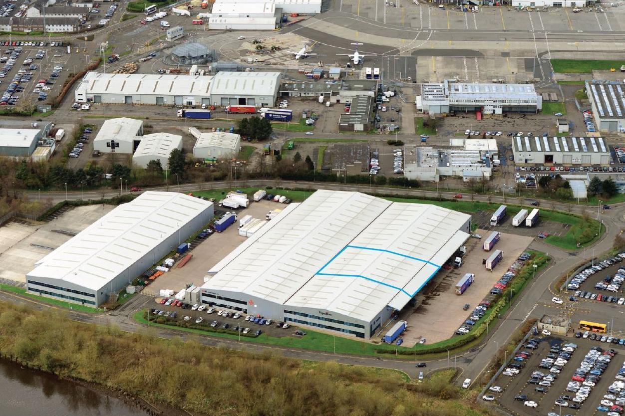 Industrial Paisley, PA3 2AY - Air Cargo Centre