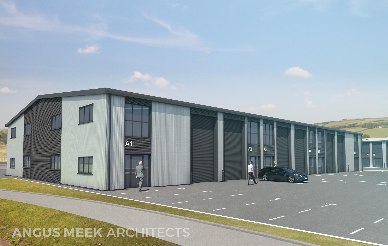 Industrial Exeter, EX5 4LB - Mercury Business Park