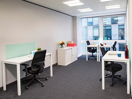 Serviced office London, EC2M 1RX - 55 Old Broad Street