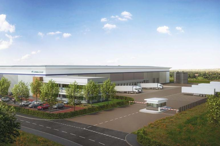 Industrial Coventry, CV8 3EA - DC8 Prologis Park Ryton