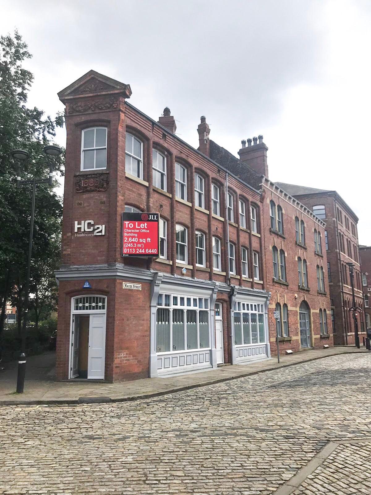 Office Leeds, LS2 7HB - The Cuneiform
