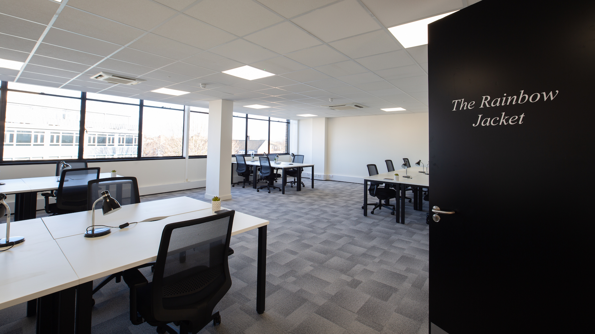 Serviced office Ealing, W5 3TA - Saunders House