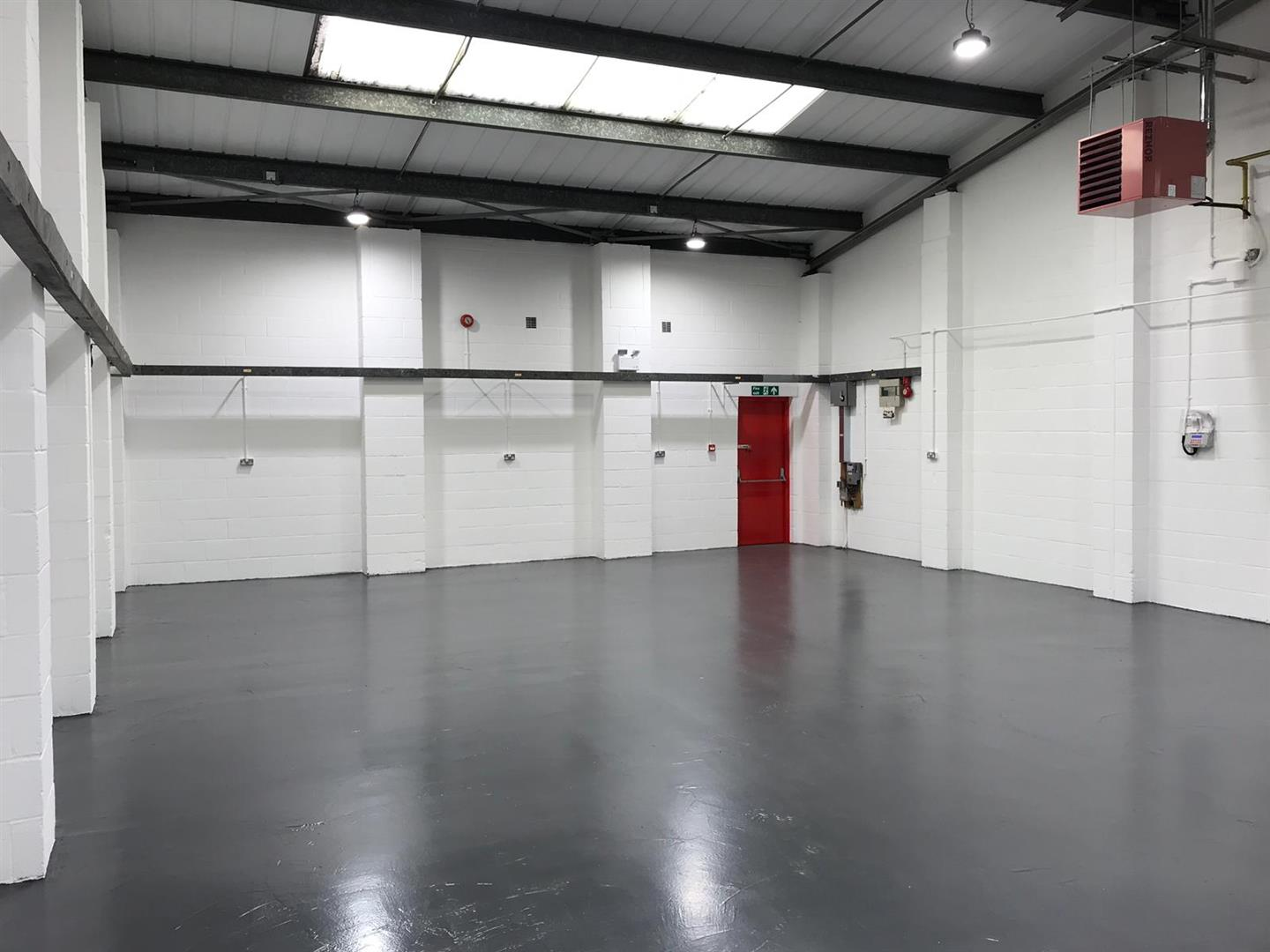 Industrial Hayes, UB3 3NW - Unit 10, Chesterfield Way