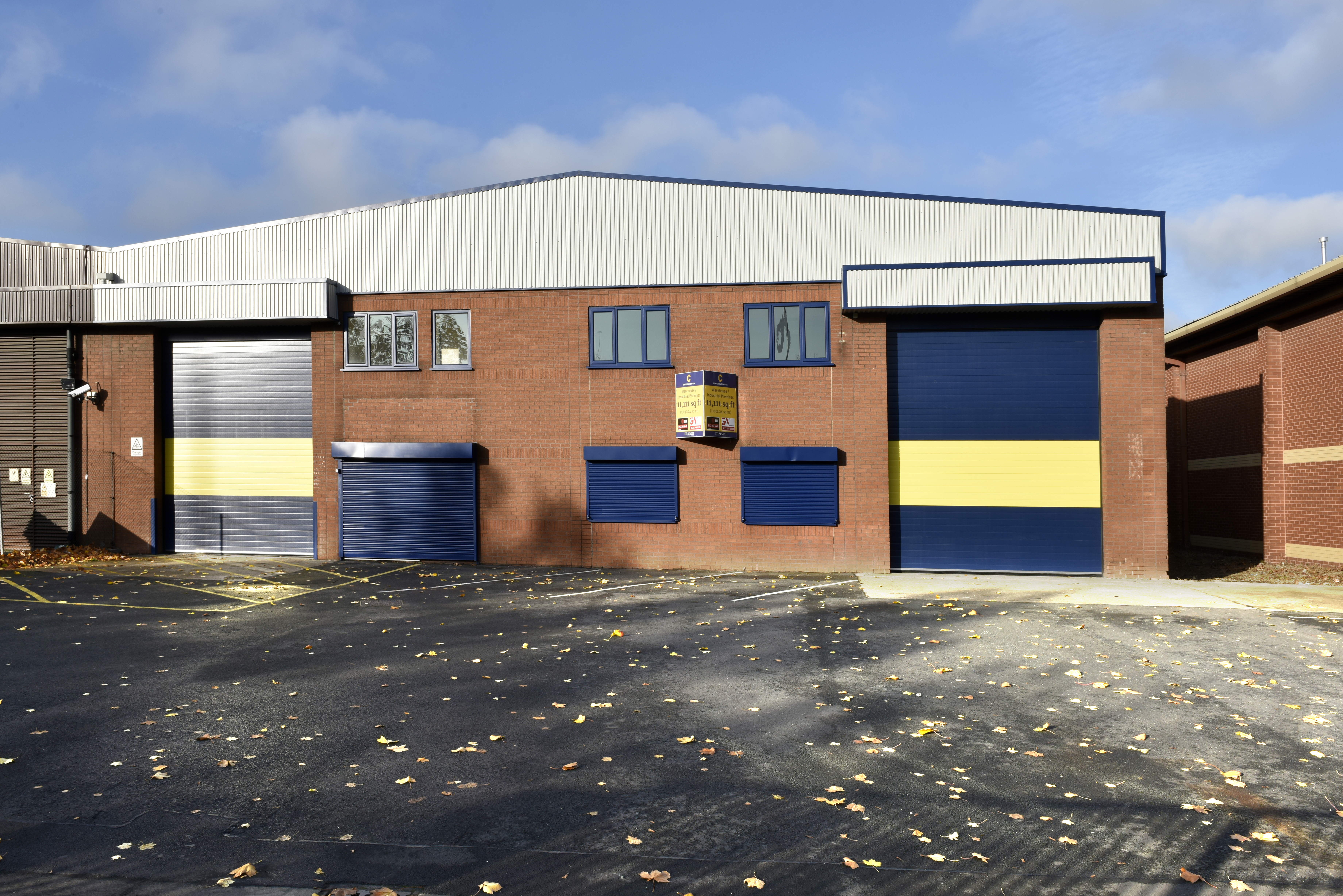 Industrial Leeds, LS12 6HH - Confederation Business Park, Unit C