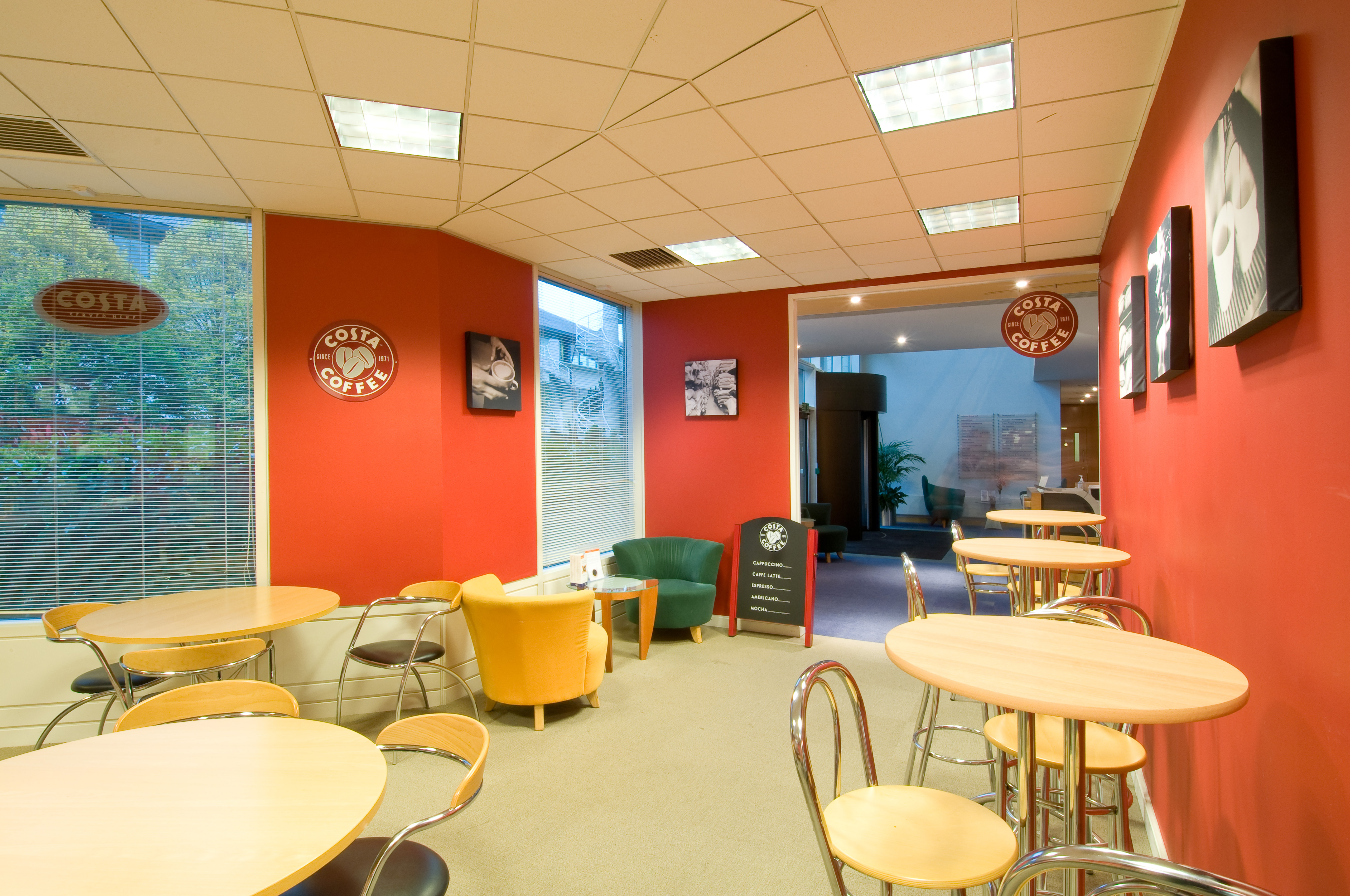 Serviced office Reading, RG7 4TY - 1210 Parkview