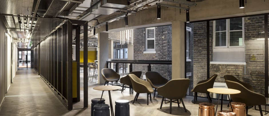 Serviced office London, N1C 4AG - The Stanley Building, Kings Cross