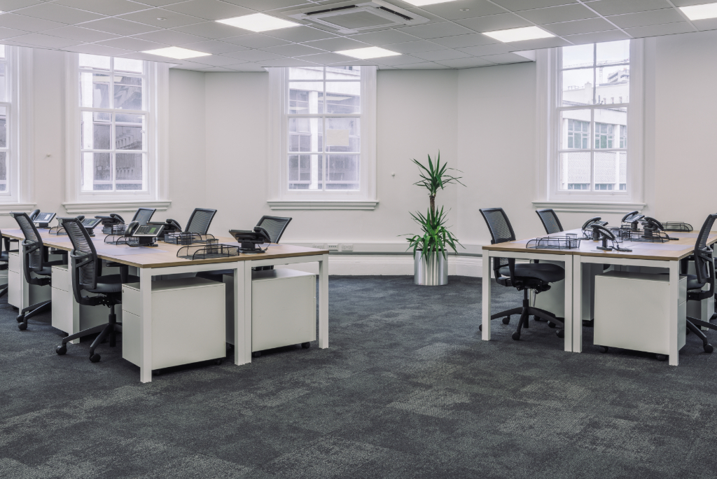 Serviced office Birmingham, B2 5QJ - 18-19 Bennetts Hill