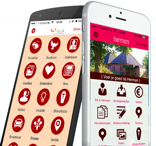 Doublephone Eigen App