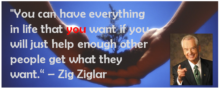 Tribute to Zig Ziglar