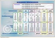 Bijzondere werkwoorden XL