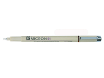 Pigma micron 01 sepia 0,25 mm