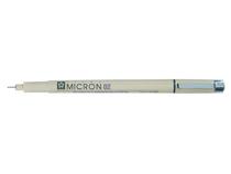 Pigma micron 02 zwart 0,3 mm
