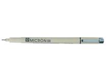 Pigma micron 08 zwart 0,5 mm