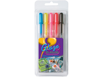 Glaze 3d-roller blister 5 bright