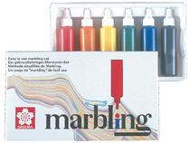 Marbling set