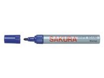 Whiteboard marker blauw