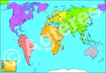 Werelddelen blind XXL