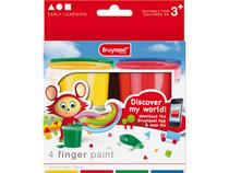 Finger paint set 4