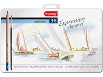 Expression blik 36 aquarel