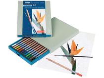 Aquarel box 12 potloden