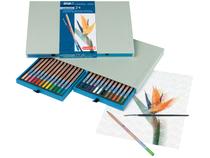 Aquarel box 24 potloden