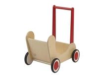 Combiduwwagen rood