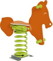 KBT | Veerwip paard | plat anker