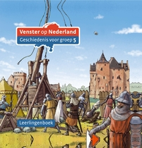 Leerlingboek groep 5 Venster op Nederland