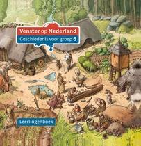 Leerlingboek groep 6 Venster op Nederland