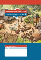 Leerdagboek groep 6 (5 ex) Venster op Nederland